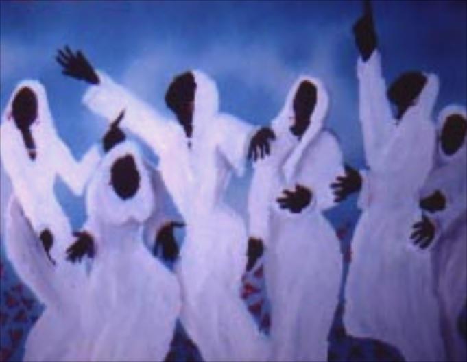 Woman Praying Painting Black Woman Praying Painting